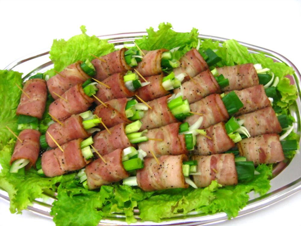 宴會餐點   優仕紳燒烤豬肉捲