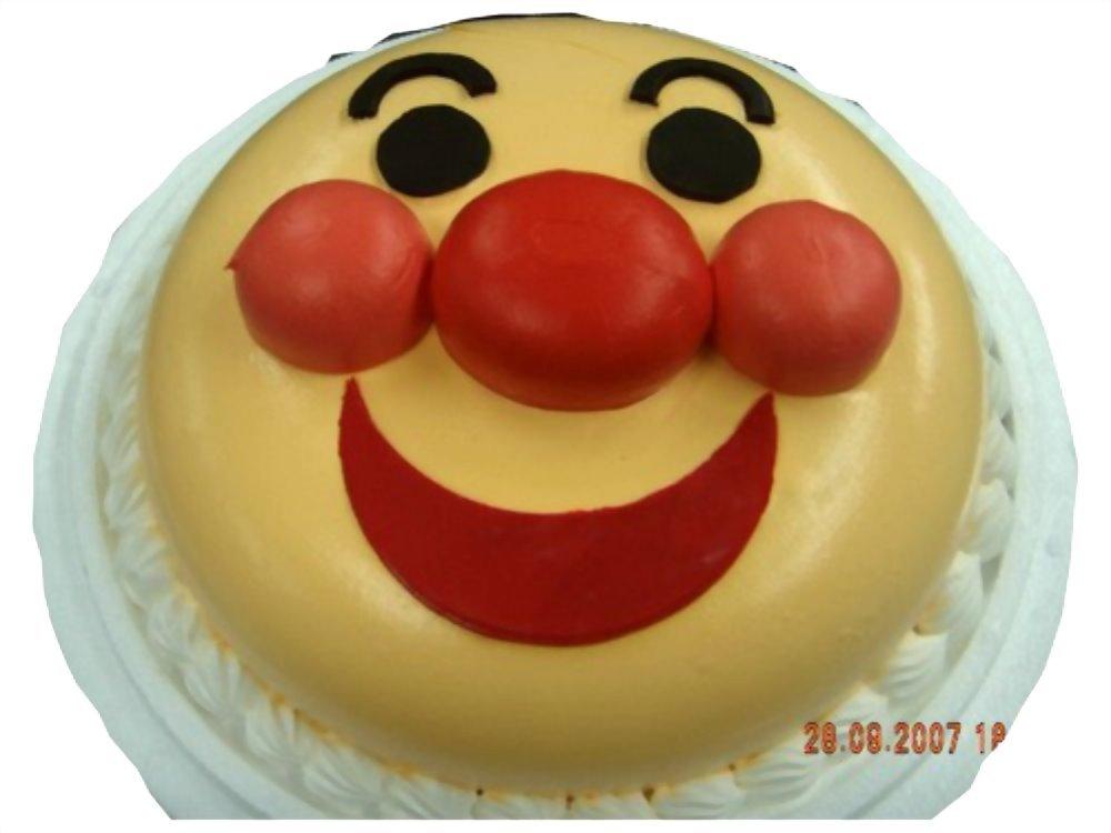 造型蛋糕   優仕紳麵包超人蛋糕