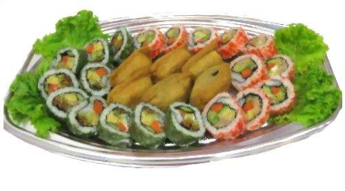 宴會餐點 | 優仕紳綜合花壽司