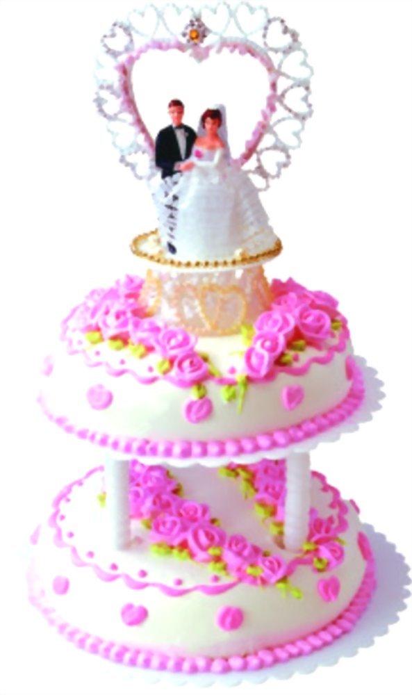 造型蛋糕 | 優仕紳鑽石拍檔雙層蛋糕