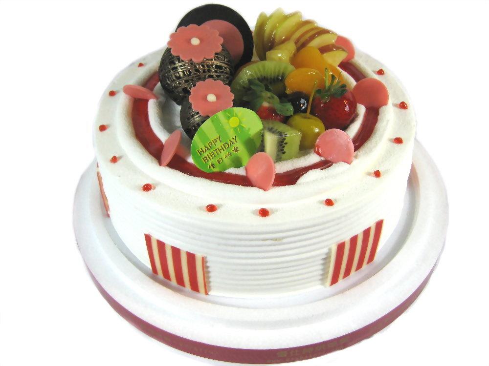 生日蛋糕 | 優仕紳鮮果物語蛋糕