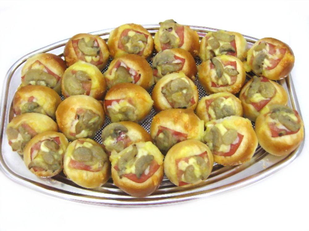 宴會餐點   優仕紳蘑菇火腿起司堡