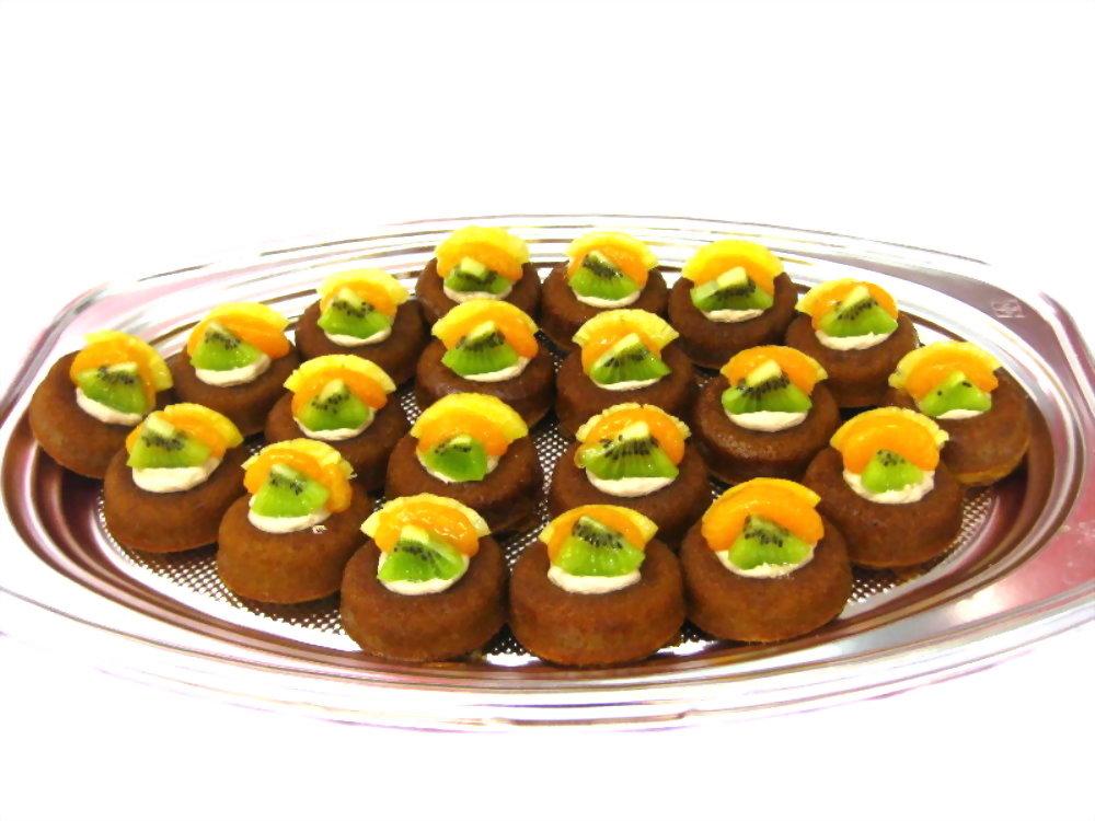 宴會餐點 | 優仕紳蜂巢水果蛋糕