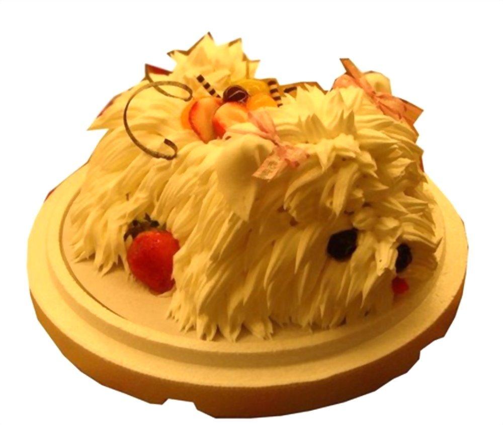 造型蛋糕 | 優仕紳馬爾濟斯-狗蛋糕