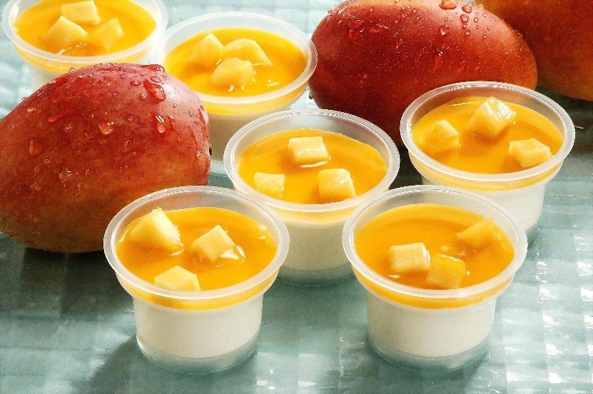[台北伴手禮] | 優仕紳芒果奶酪8入