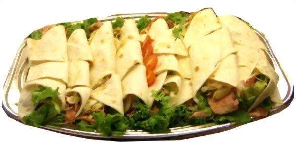 宴會餐點 | 優仕紳墨西哥水果培根麵包