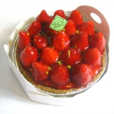 [台北伴手禮] | 優仕紳人氣派對-草莓派6吋