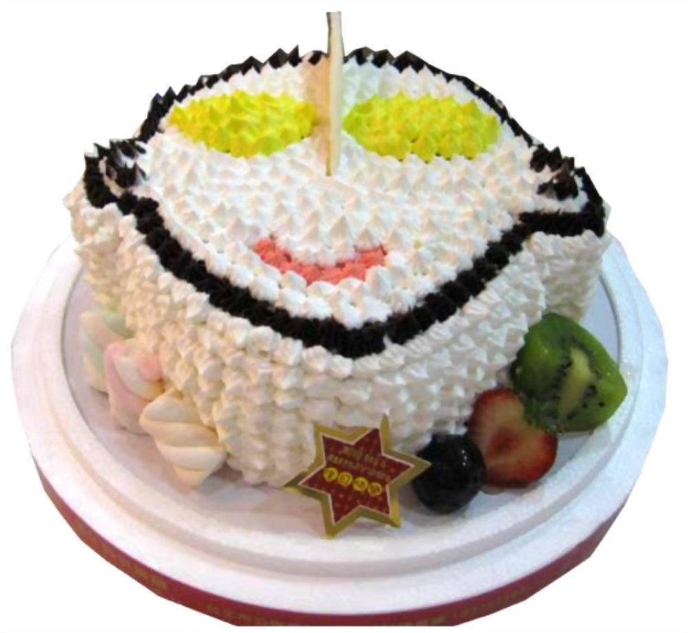 造型蛋糕   優仕紳鹹蛋超人蛋糕