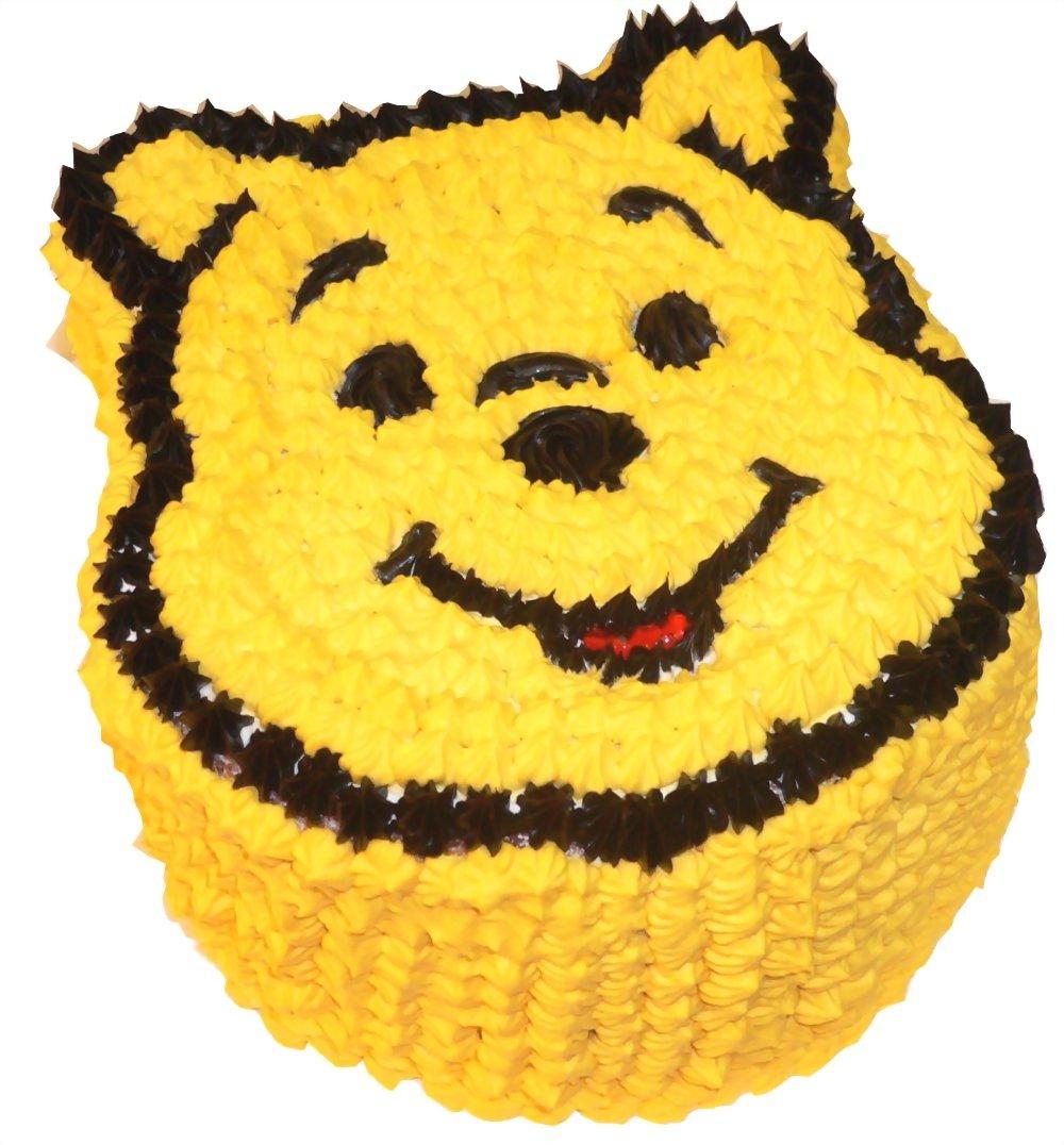 造型蛋糕 | 優仕紳小熊維尼(B)蛋糕