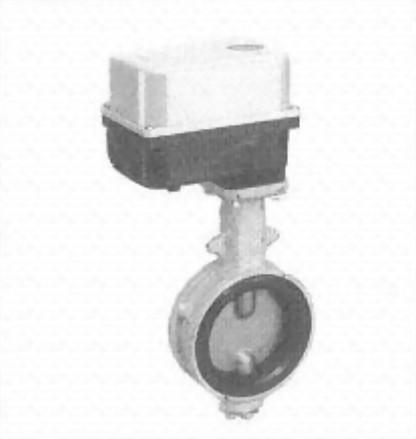 S37-BU電動式塑膠閥(PVC)