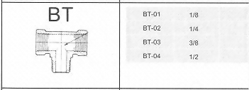 SUS不銹鋼接頭-BT