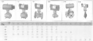 TDV/TDVS氣缸閥-鑄鐵/不銹鋼系列