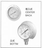 壓力計、溫度計
