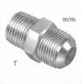直型PT-米厘接頭