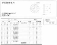 添加鐵弗龍系-自潤DRYMET LF墊圈