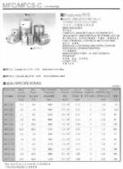 MFC-C/MFCS-C聯軸器