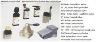 人控、機控及其它閥 Manual control valve. Mechanical control valve and orther valves