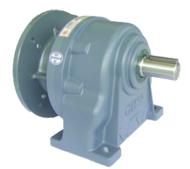GHD型臥式雙軸型齒輪減速馬達