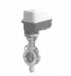 S37-2U電動式蝶型閥