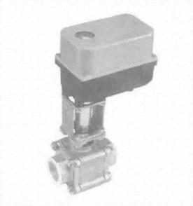 BS-3PH電動是球塞閥三片式