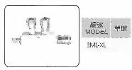360°型快速接頭SML-XL
