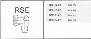 SUS不銹鋼接頭-RSE