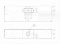 空油壓轉角缸雙邊壓板