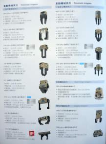 自動化夾爪系列