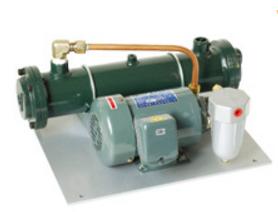 冷卻式循環注油機