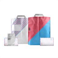 Post Bag / 摺疊購物袋