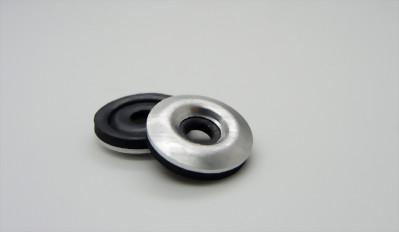 黏鐵華司 - 台力橡膠