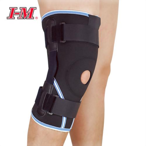 Airmesh Knee Brace w/Dual pivot hinge, Sleeve type