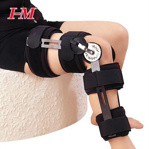 四片式調整膝關節束套57CM
