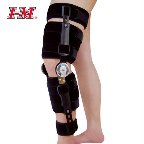 可伸縮式膝關節束套