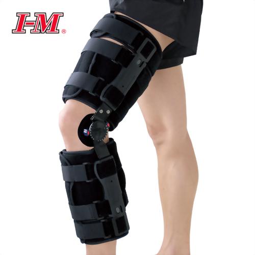 按壓式膝關節束套