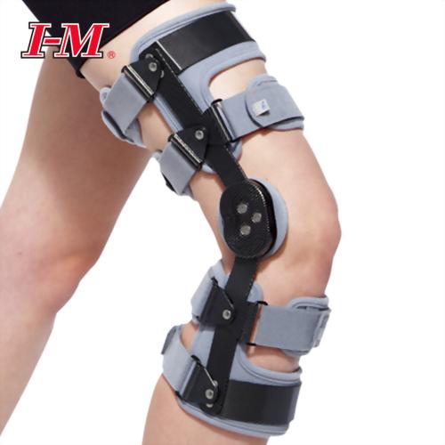 舒適術後碳纖紋膝