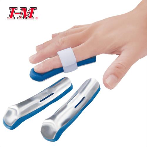 彎曲型手指固定板