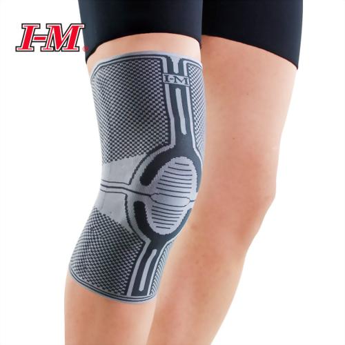 提花全護適彈簧膝
