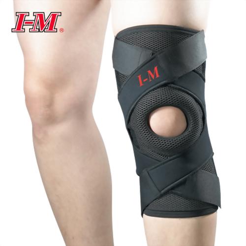 Airmesh包覆式軟鐵護膝