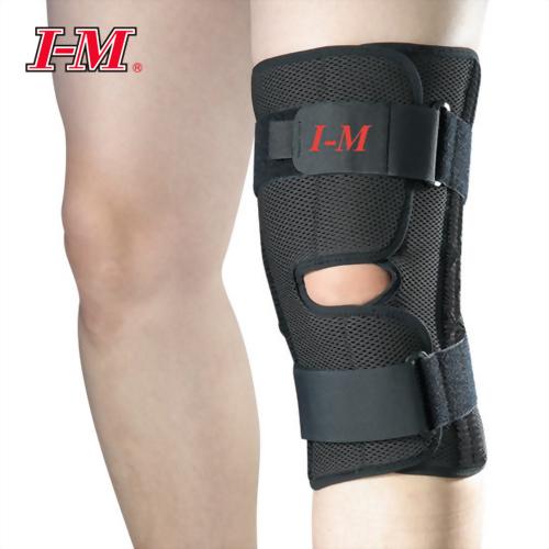 Airmesh開放式軟鐵護膝
