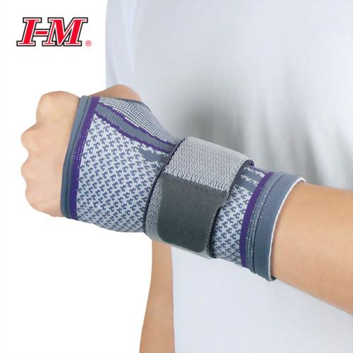 菱格條紋加強護手掌(膠墊-左)