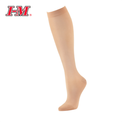 時尚彈性小腿襪(薔薇膚)