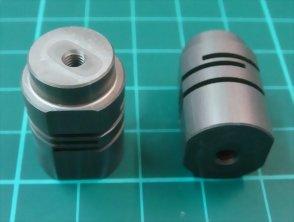 鋁合金彈簧頭陽極