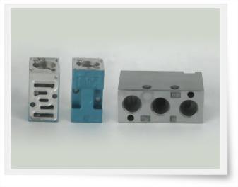 金屬製品、 鋁製品含浸處理