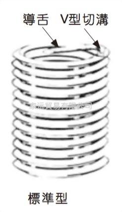 日規螺紋護套/使用工具