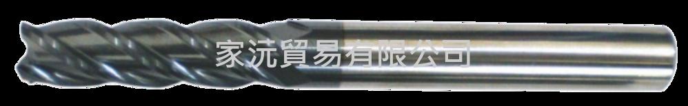 R/G 4刃 鈷鋼立銑刀
