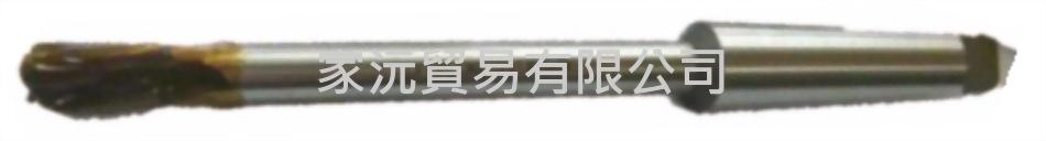 焊接鎢鋼絞刀(斜柄)