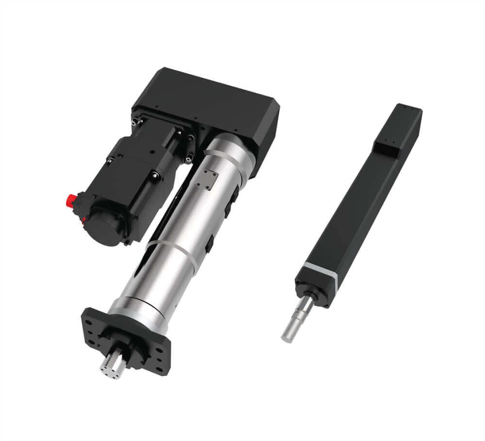 超精密高鋼性伺服壓力機Mctuator®-P系列