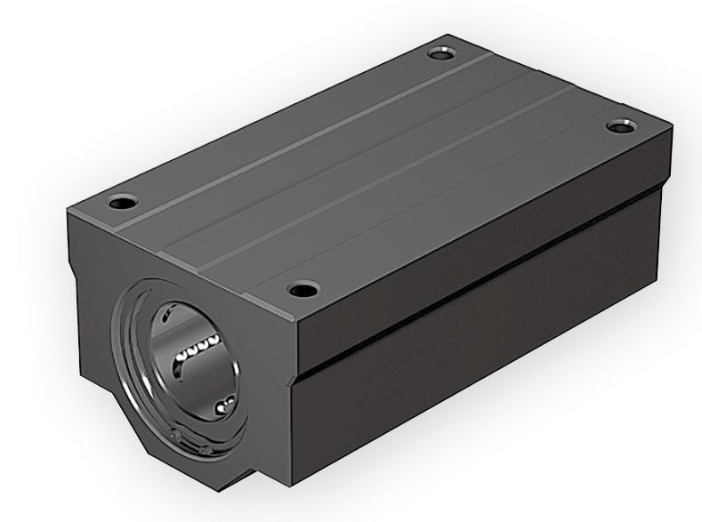 SCW加長型鋁製箱式單元
