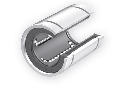 LME_OP 歐規開口型直線軸承